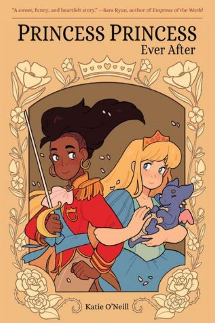 Feminist Books_princess princess ever after