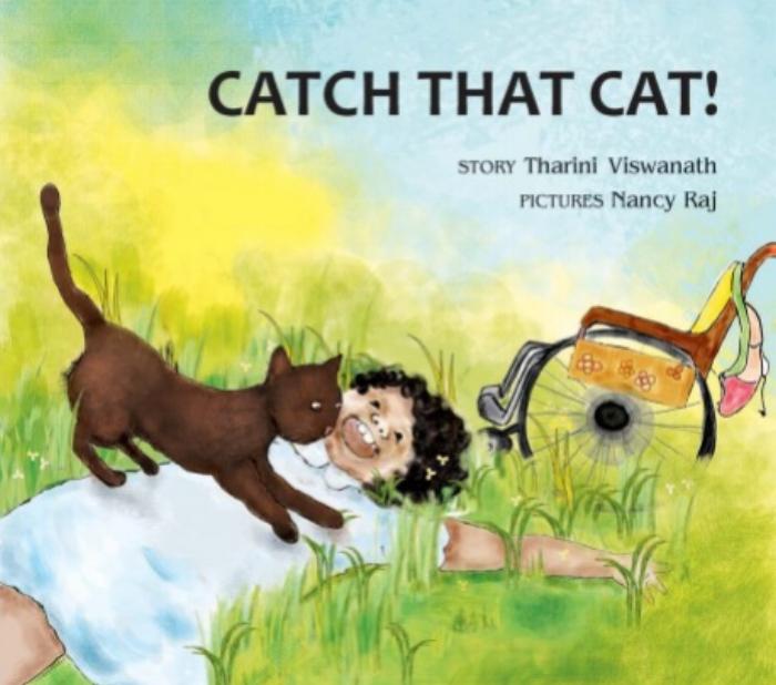 Feminist Books_Catch that Cat!