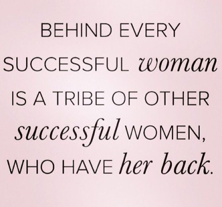 Successful women friendships