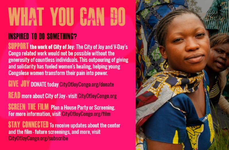 CityOfJoyCongo.org