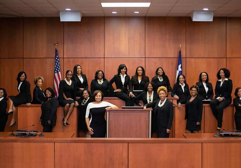 Houston Judges 2018