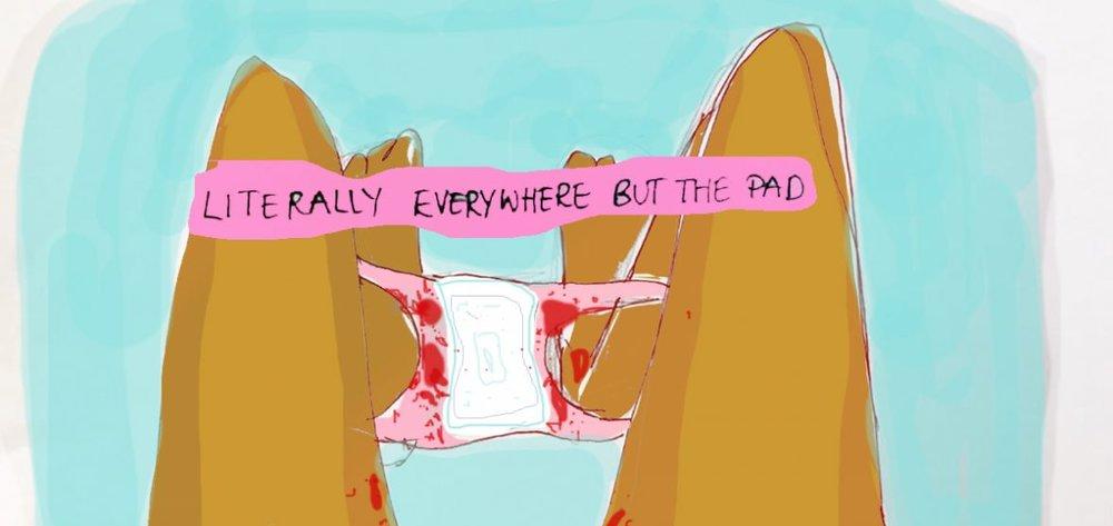 Illustration by  Daisy Bernard  via  babe.net