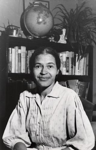 Rosa Parks A Life Of Activism Verve
