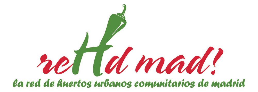ReHd Mad! red huertos urbanos comunitarios de Madrid