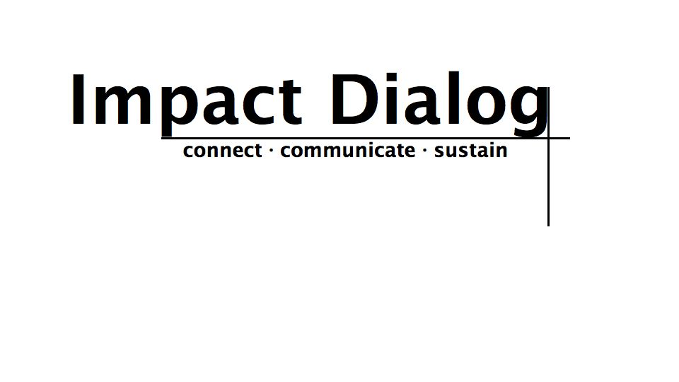Impact Dialog