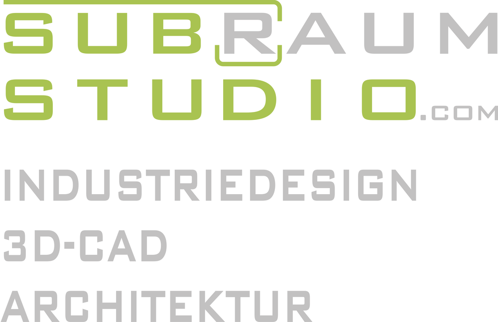 SUBRAUMSTUDIO Industriedesign - Architektur - 3D