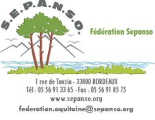 Fédération SEPANSO Aquitaine