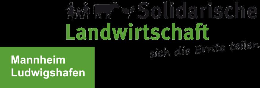 Solidarische Landwirtschaft Mannheim-Ludwigshafen