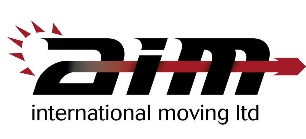 Aim Moving Homepage
