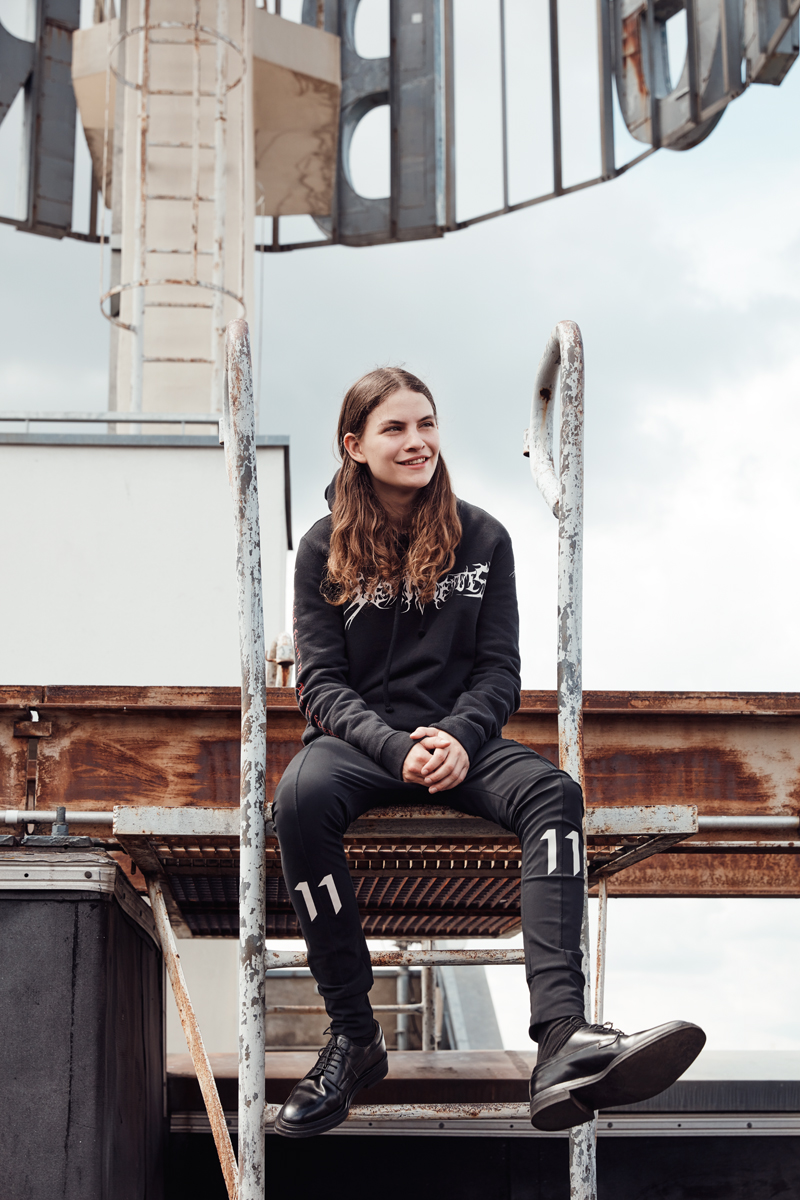 Eliot Sumner for Vogue Russia