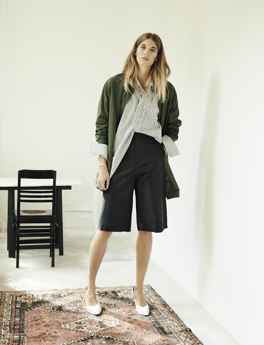 Veronika Heilbrunner for Porter Magazine