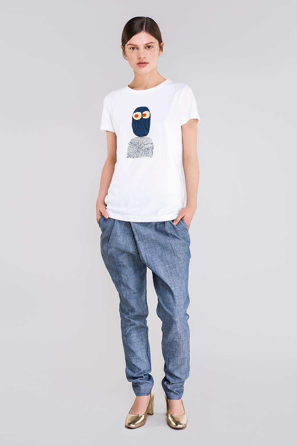 Ahoy Pöllö T-shirt