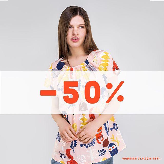 Ahoy pusero -50%! #loppuunmyynti #thisisit  #sale #ale #finnishdesign  #finnishfashion #weecos