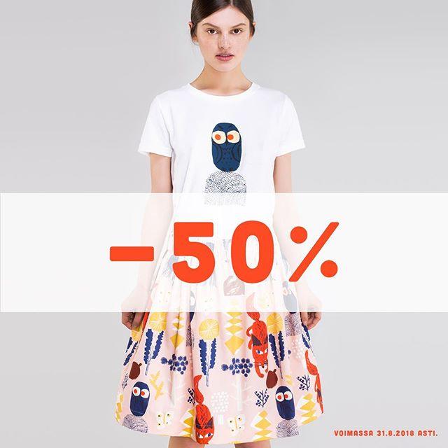 Ahoy skirt - 50% !! #mattipikkujämsä #loppuunmyynti #finnishfashion #finnishdesign #endofanera #sale #saleendssoon