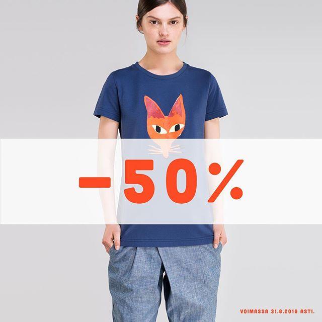 Ahoy! Kettu paita ja housut -50%! Ihanaa viikonloppua kaikille ☀️ #loppuunmyynti #endofanera #finnishdesign #finnisclothes #finnishfashion #designstore #closesoon #mattipikkujämsä #weecos