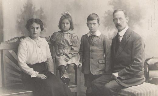 Drescher Old Family History Photo