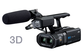 JVC ProHD 3D