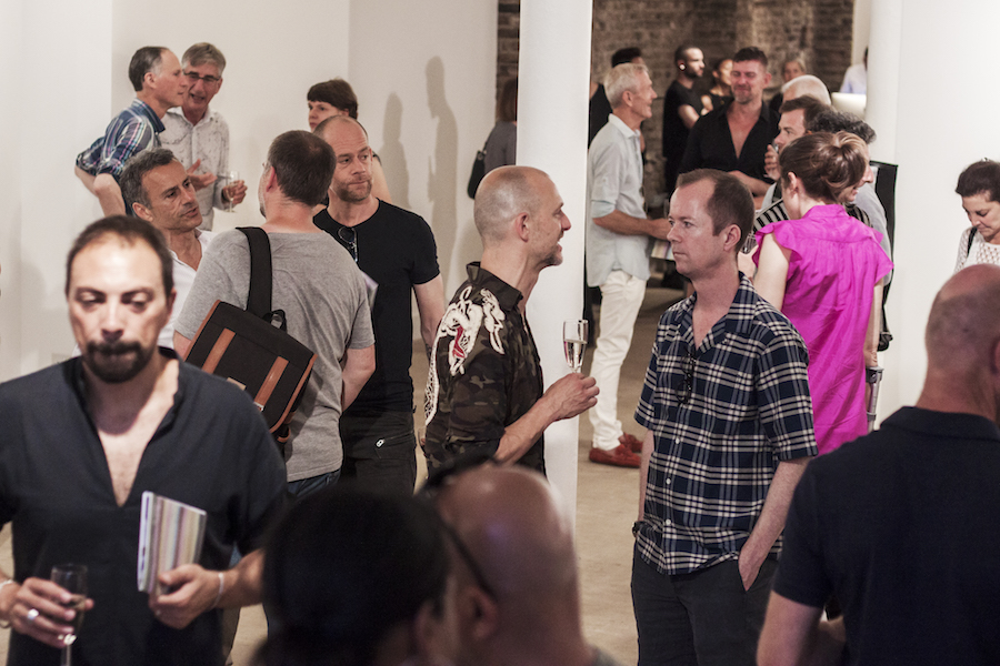 Augustine Carr at No 20 - Private View