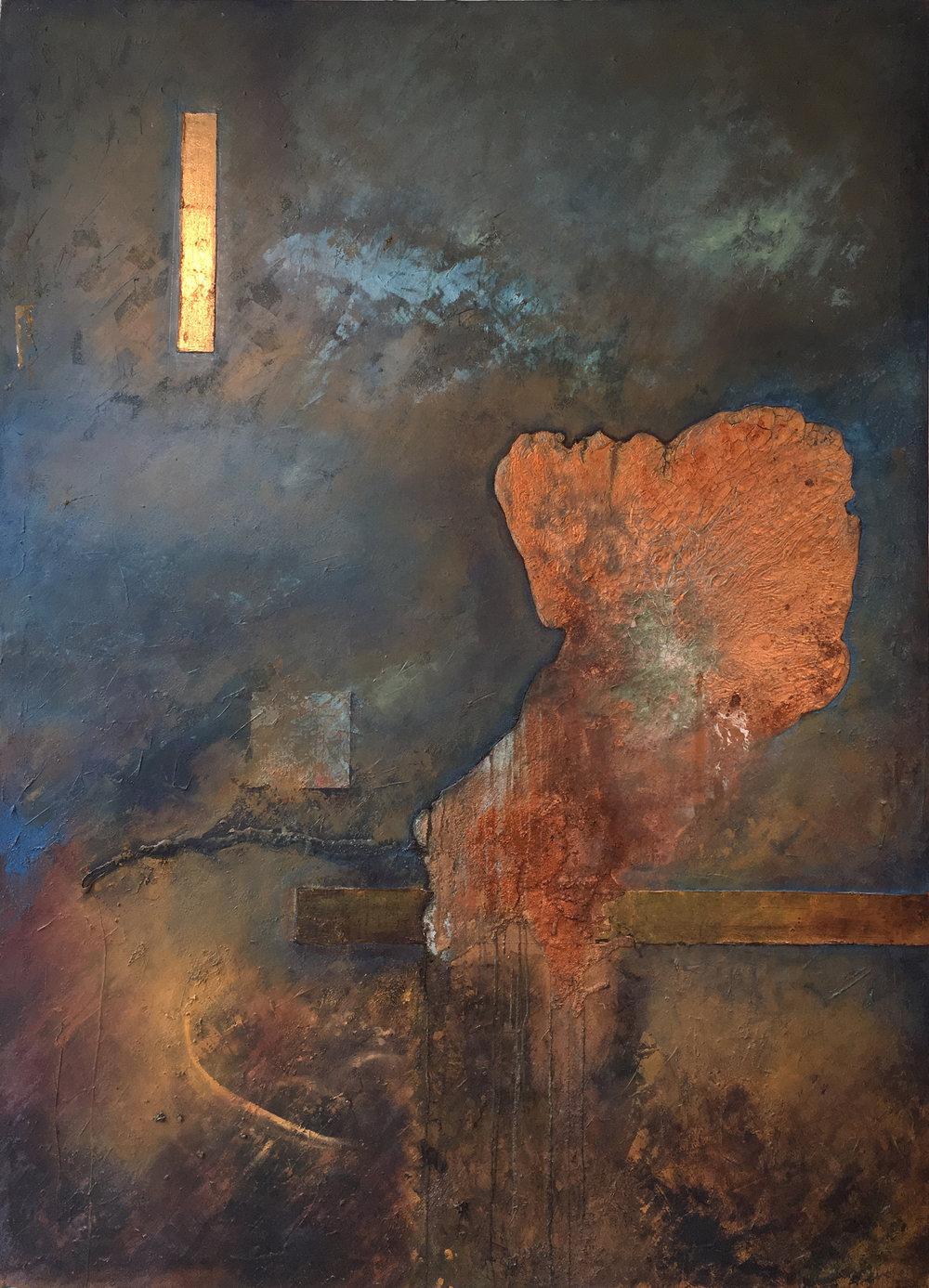 Max Maxwell,  Gulf , 2012, [Detail]