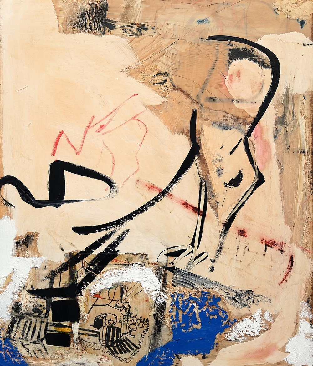 Arthur Lanyon, Key Chord & Quarter,, 2017 [Detail]