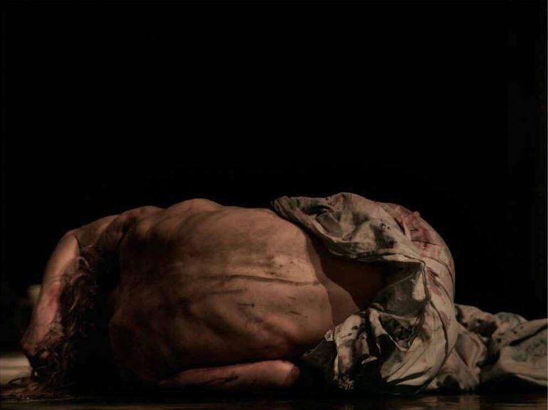 Phil Griffin, Surrender, 2016 [Detail]