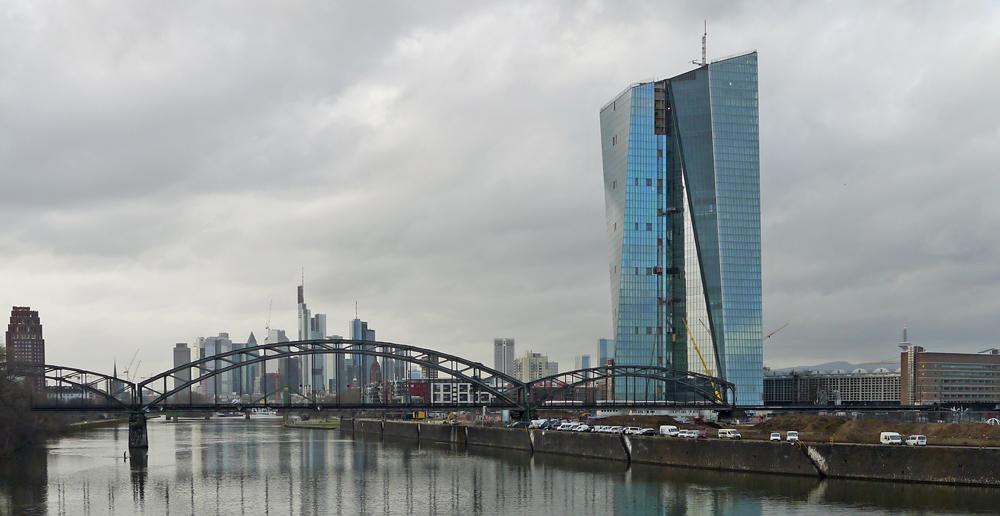 Europäische Zentral Bank, Frankfurt