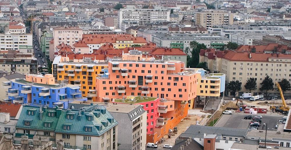 Haus mit Veranden, Rüdiger Lainer