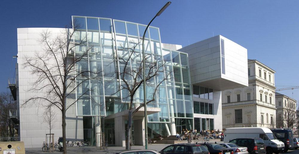Akademie der Bildenden Künste, München, Coop Himmelb(l)au
