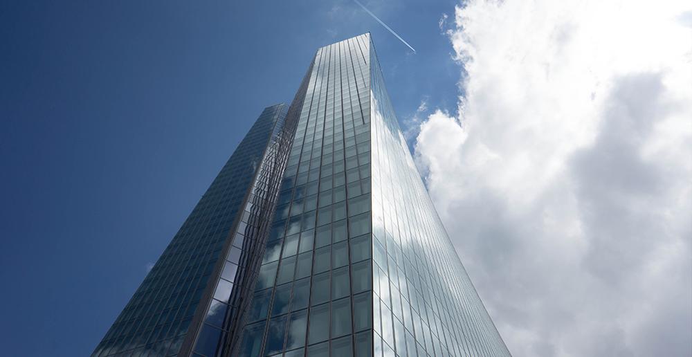 Europäische Zentralbank, Frankfurt, Coop Himmelb(l)au