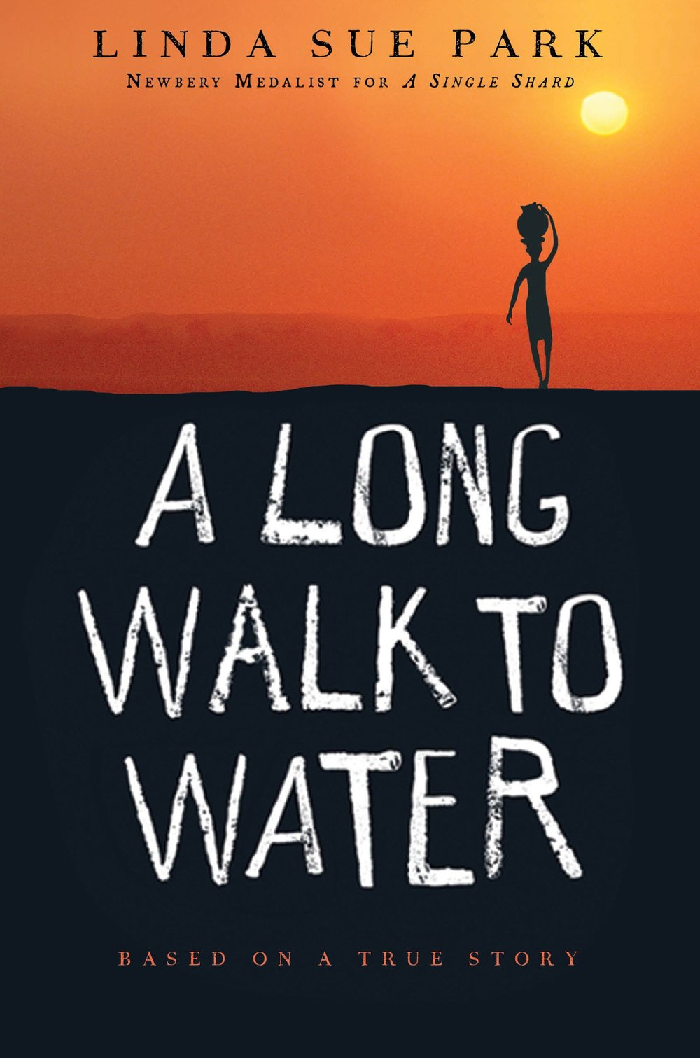 The Long Walk    to Water  by Linda Sue Park