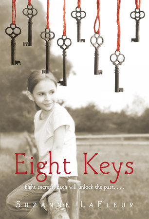 Eight Keys,  by Suzanne LaFleur