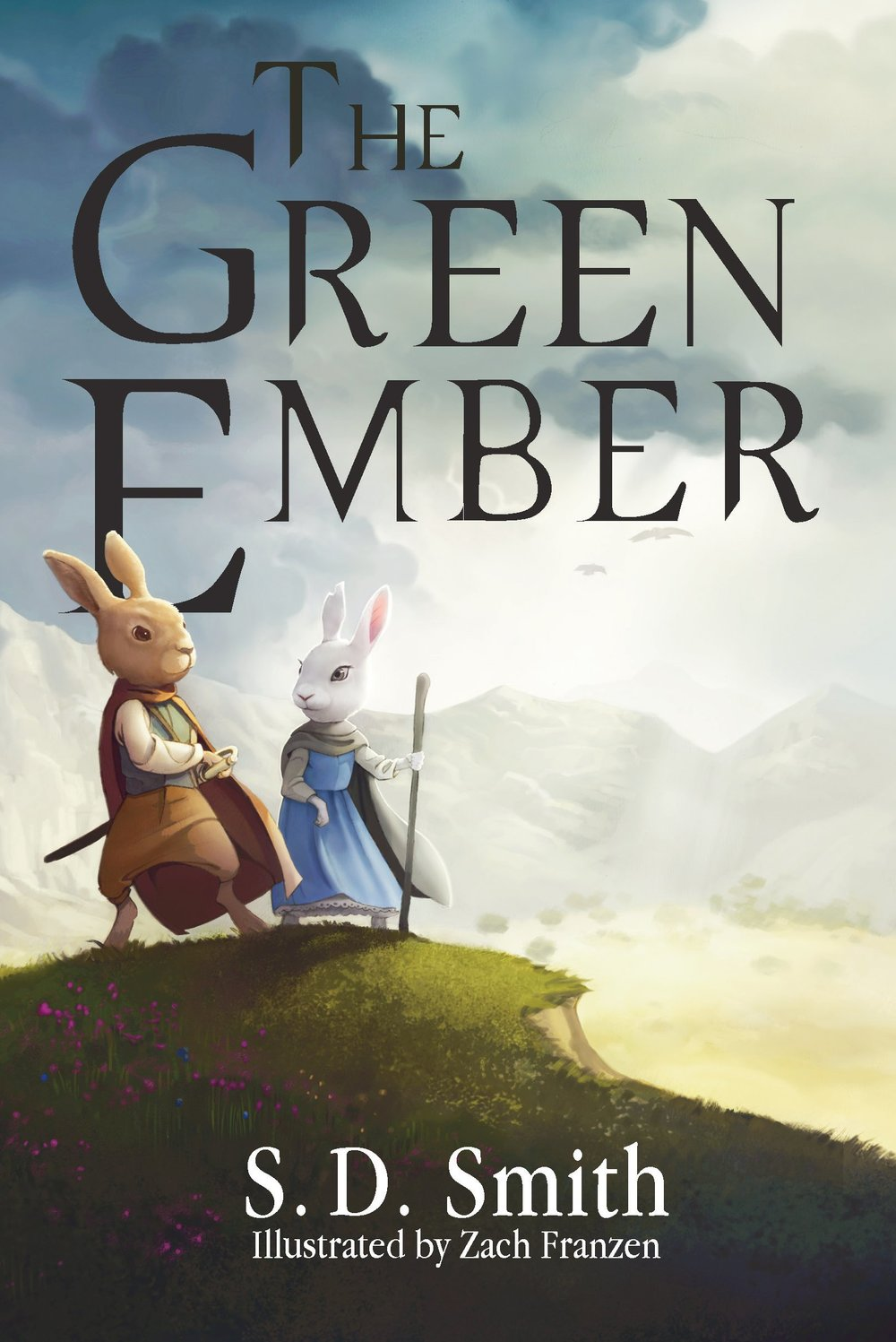 The Green Ember,  by S.D Smith