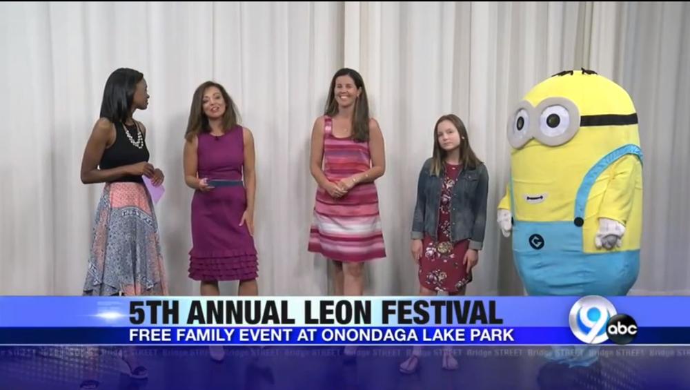 Bridge Street: The Fifth Annual LEON Festival