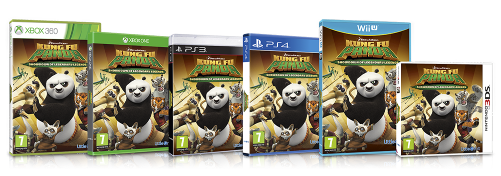Outright Games Kung Fu Panda 2