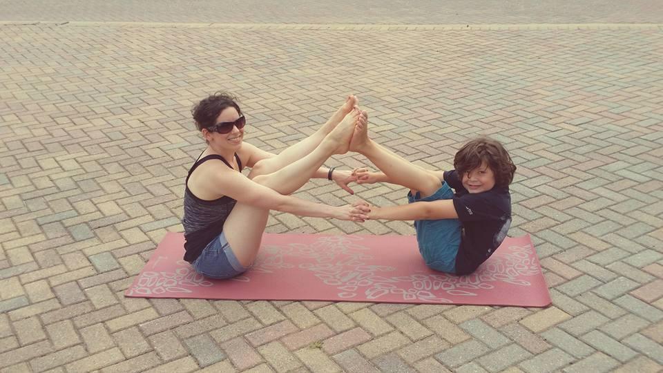 Free Family Yoga Workshop With Shining Kids Yoga Inspiration Yoga Wellness Andrea Creel Yoga