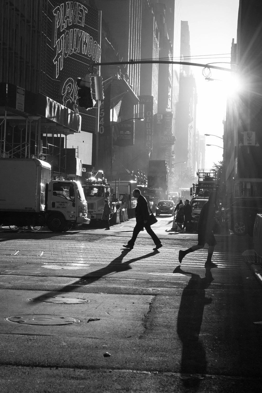 Morning Commute, 2016 - Gillian Gordon Photographer