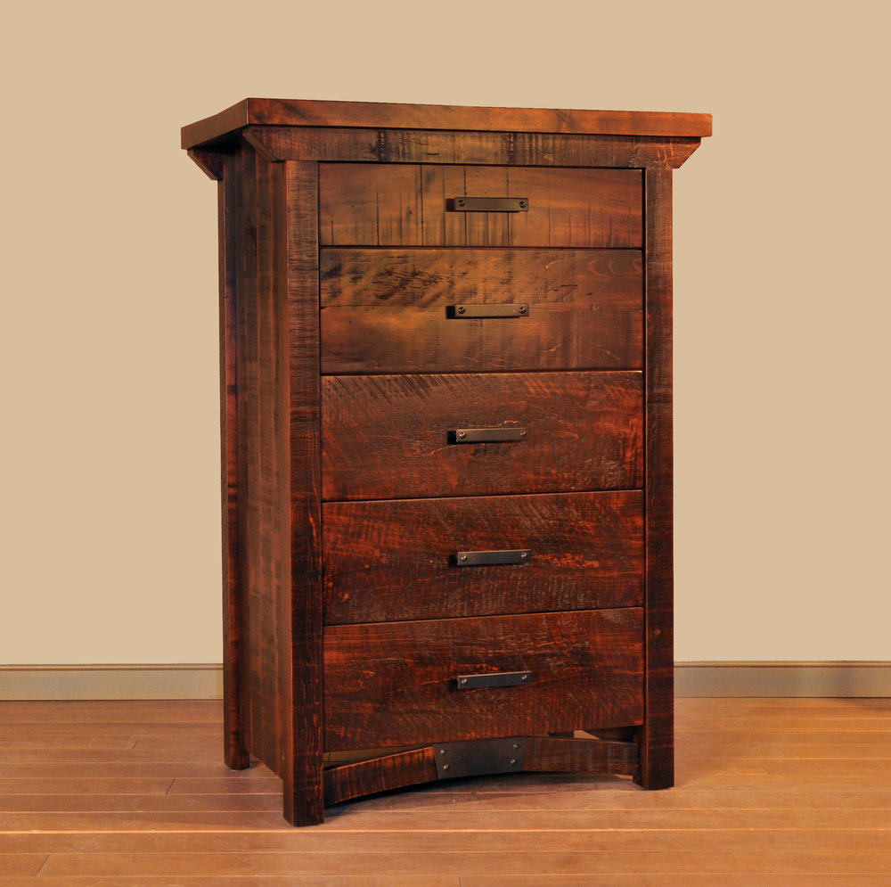 Rustic Carlisle chest for sale in PA