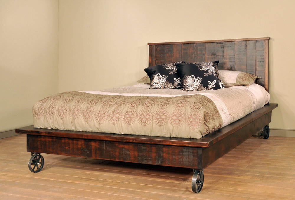 steam punk bed for sale in Ohio