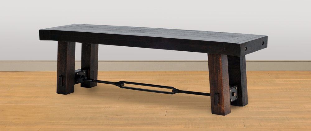 Amish benches for interior decor by amishcraft furniture