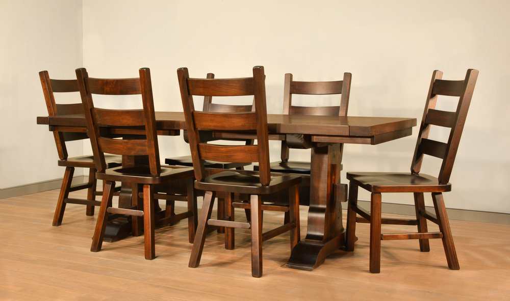 Clockmaker dining set for sale in Ohio