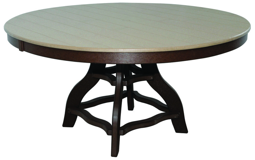 heavy round patio tables for sale