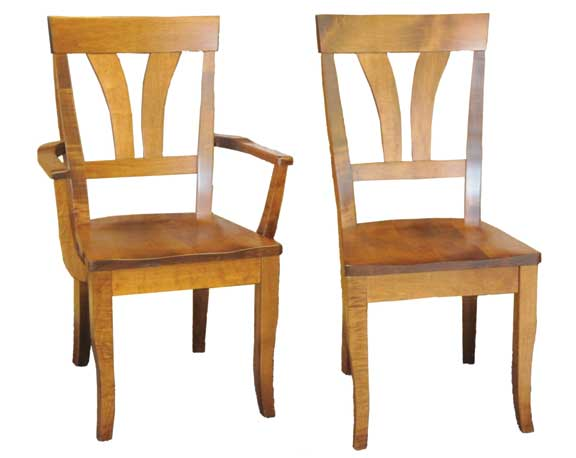 165c fanback chairs