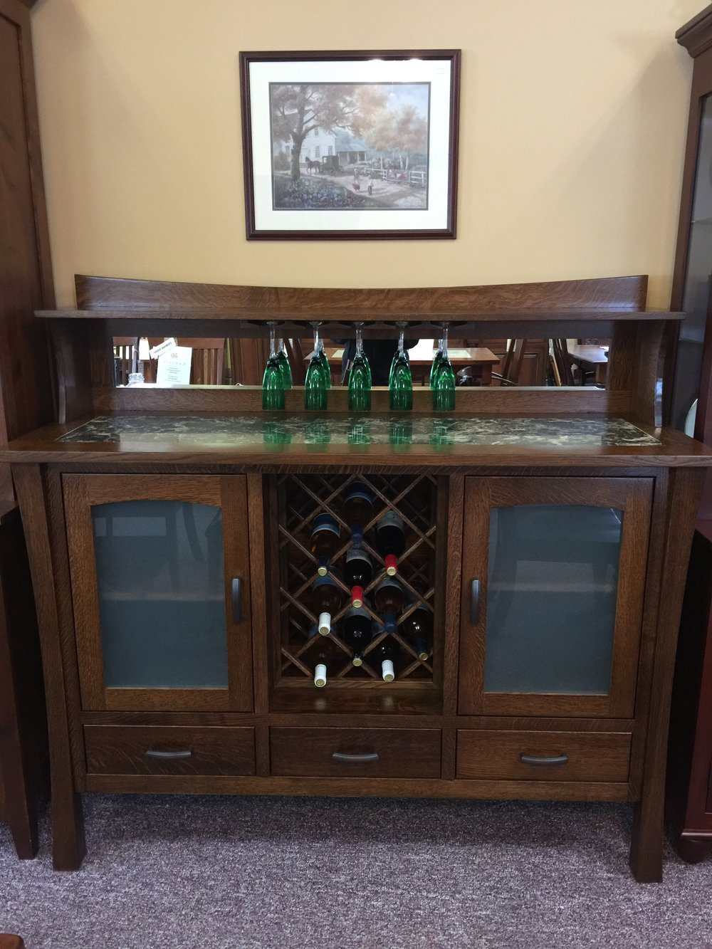 Wine Furniture in Canfield, Ohio