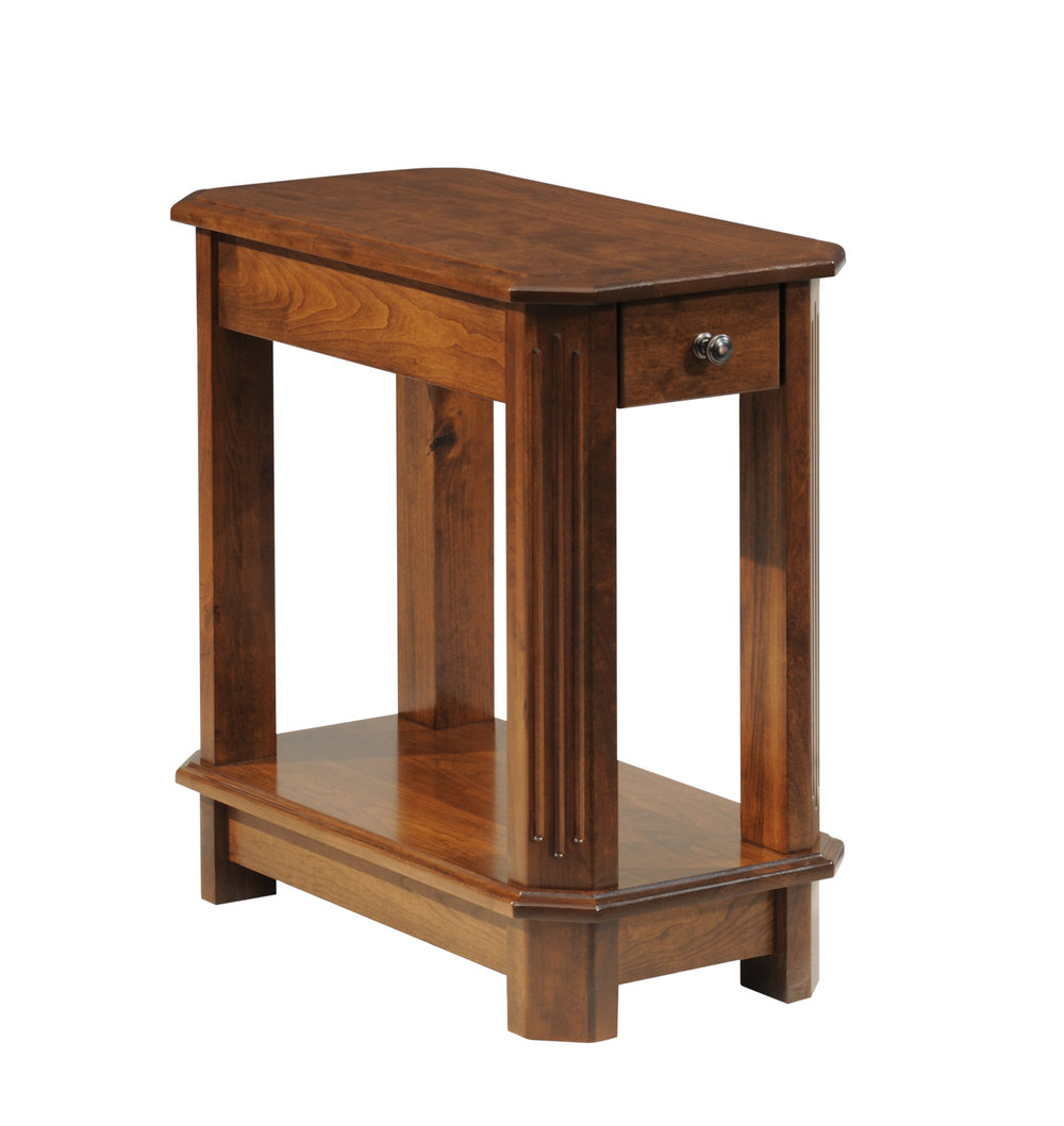 franchi chairside table