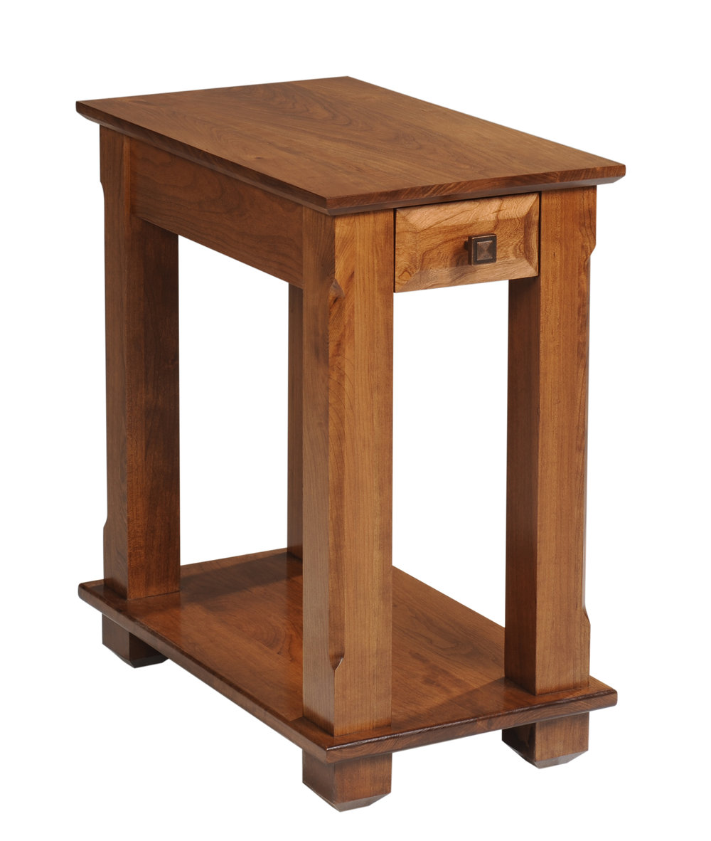 hampton chairside table