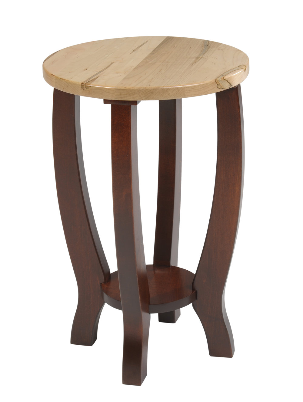new port chairside table