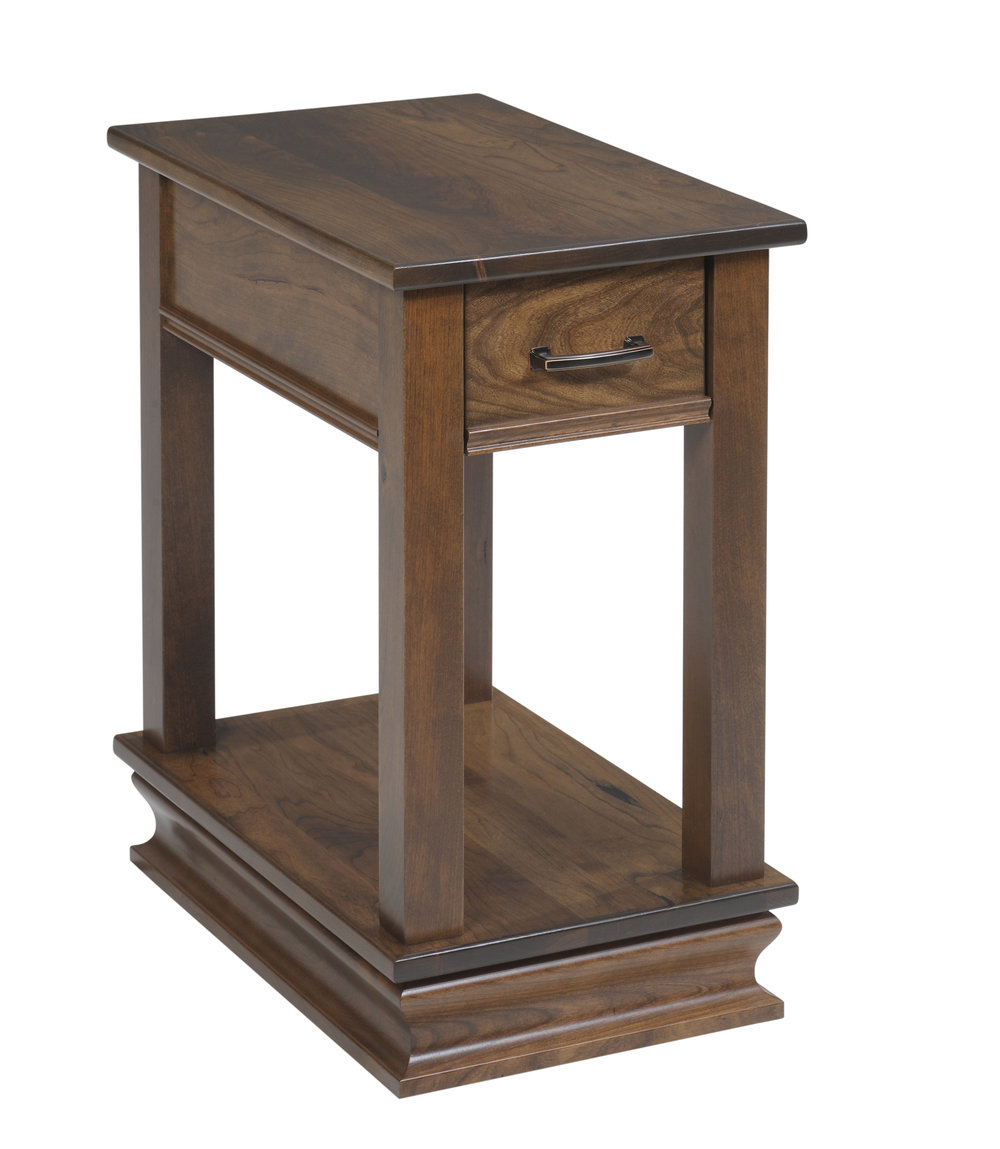 parkman chairside table