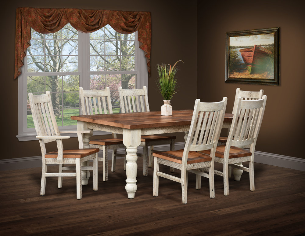 Barnwood Furniture for sale in Western Pennsylvania.