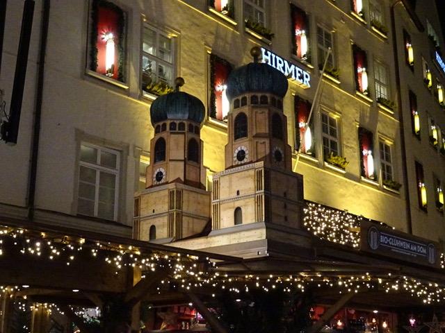 Weihnachtliches München