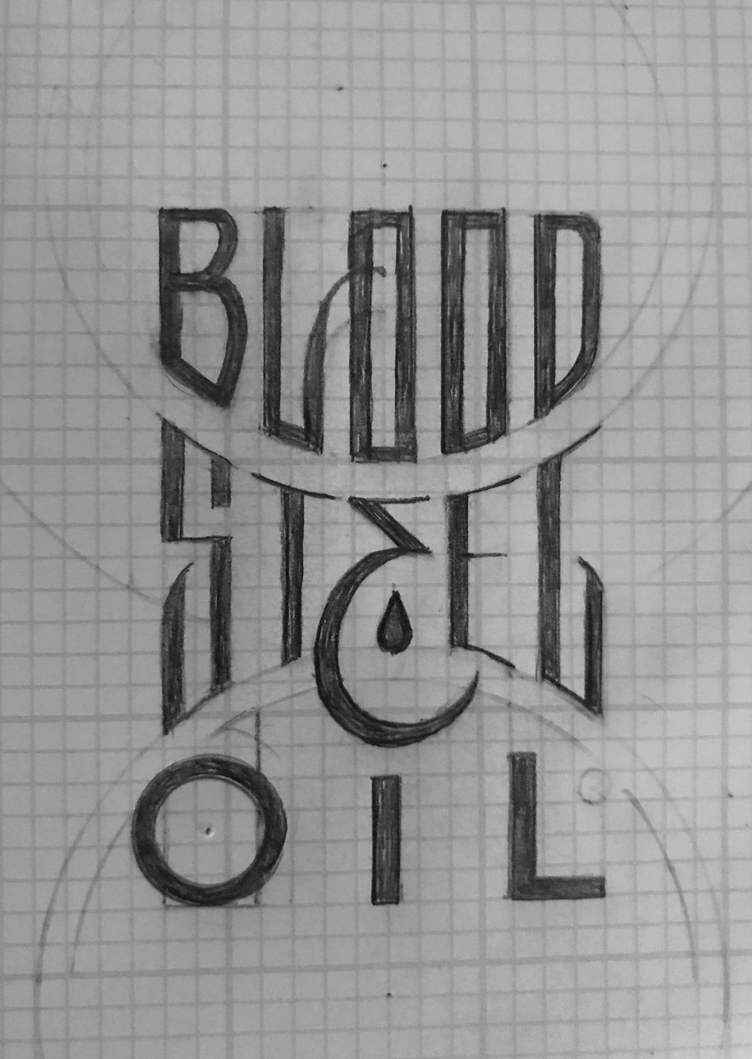 The Blood Steel & Oil Collection